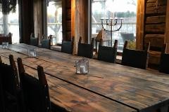 Humppasali sijaitsee ravintola Piikatytössä. Tilaa 40 hengelle.