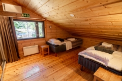 Makuuhuone yläkerta