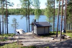 Rantasauna/ summer sauna